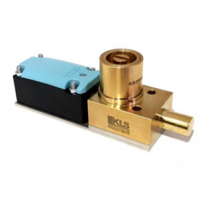 "Heavy Duty Bolt Lock, ""K"" Cylinder with Electrical Feedback, Full Body BRASS and Heavy Duty Switch"