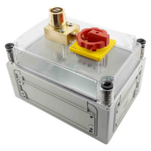Lockable Power Switch
