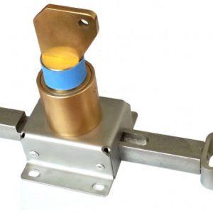 Heavy Duty , cilindro K, serratura ad artiglio