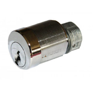 Small Cylinder (E22M) with Flat Key, Eccentric