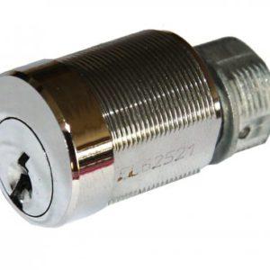 Cilindro piccolo (E22M) con chiave piatta, eccentrico