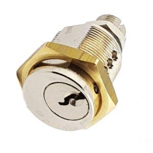 Cilindro piccolo (E23S) con chiave piatta, eccentrico