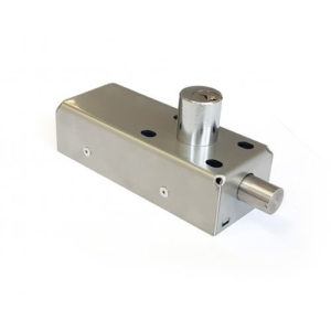 Bolt Lock with Electrical Feedback, Single Cylinder