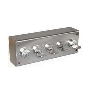 Scambiatore di chiavi, cilindro piccolo (Modello Europeo)