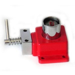 Serratura di blocco porta a chiave d'accesso singola, cilindro